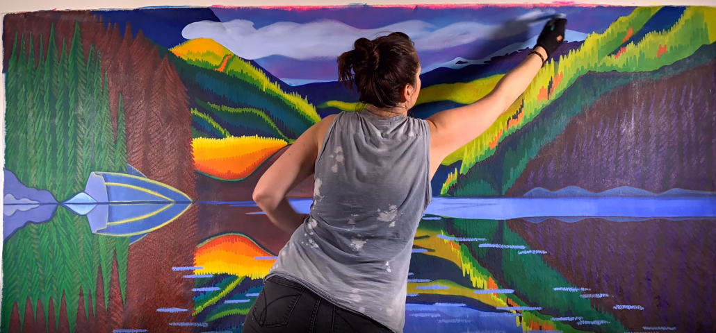 healing properties of looking at Art