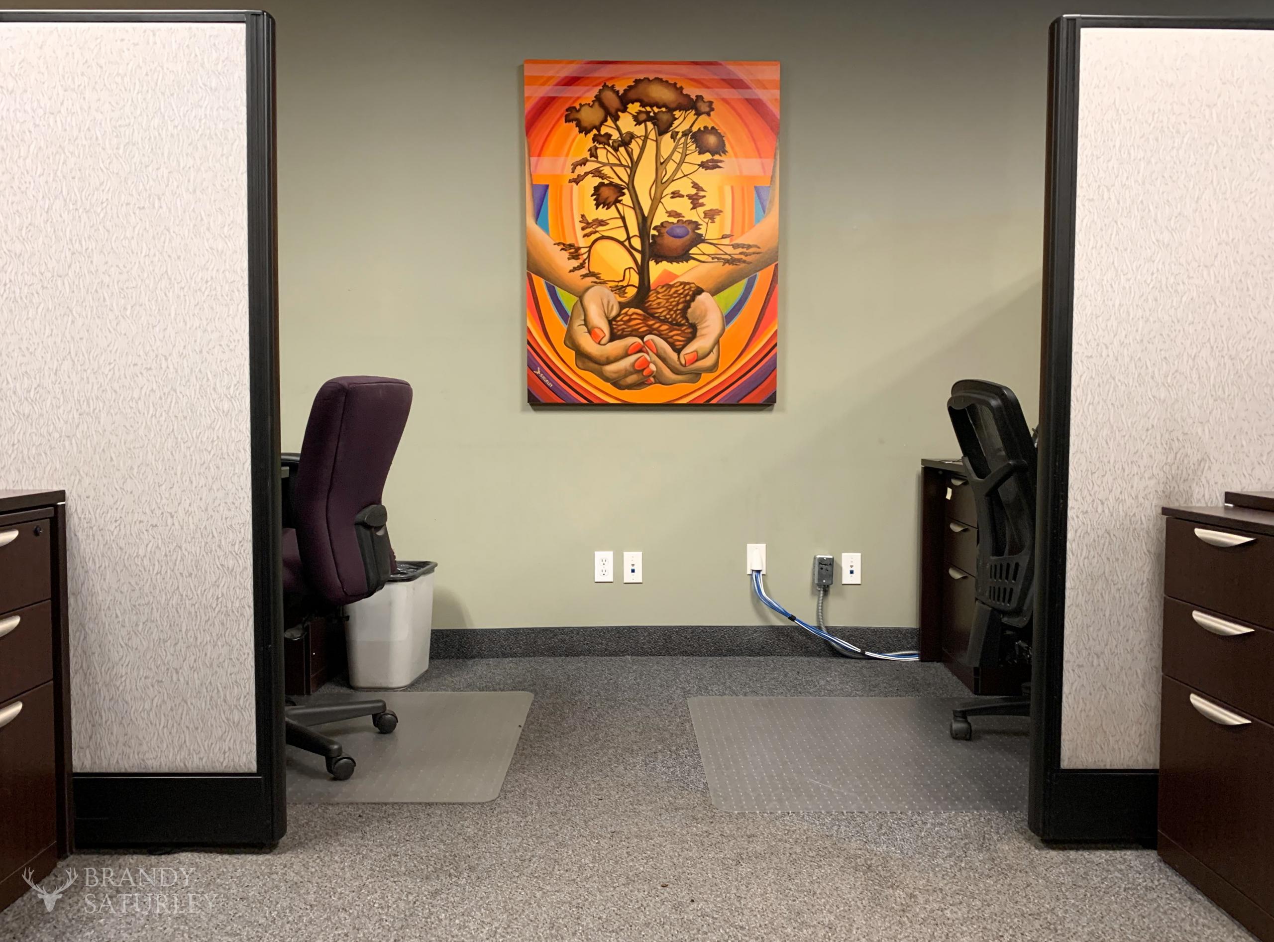 art rental benefits
