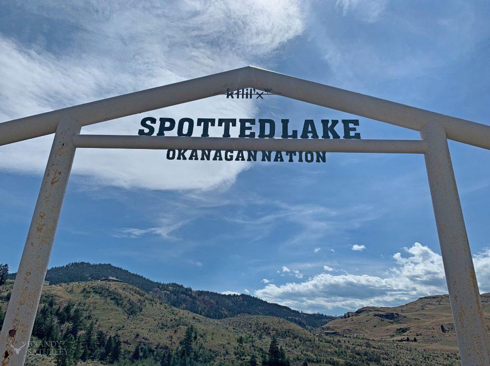 Spotted Lake Osoyoos BC