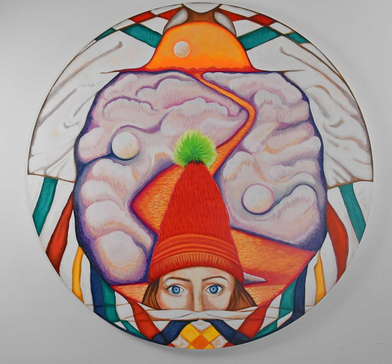 HBC blanket in art