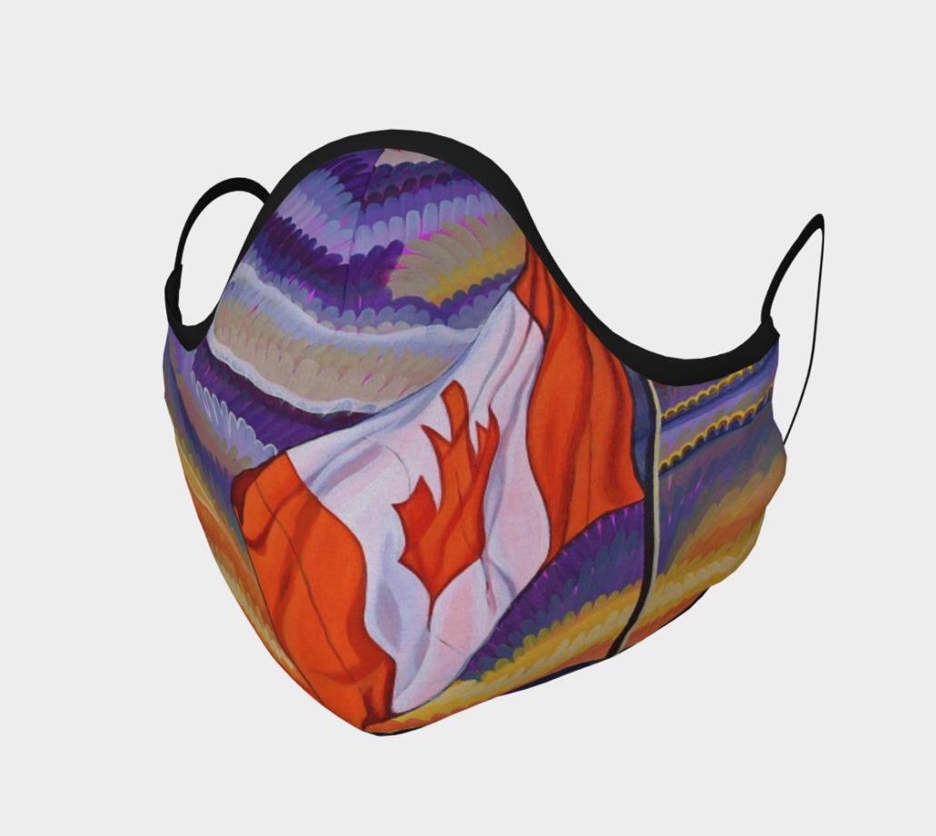 image licensing custom face mask canada