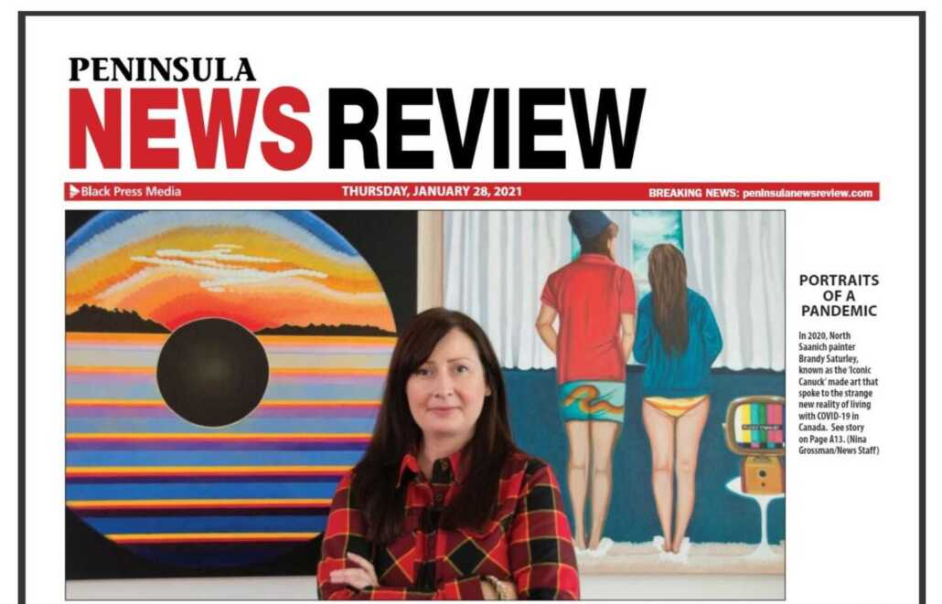 Peninsula news review feature story