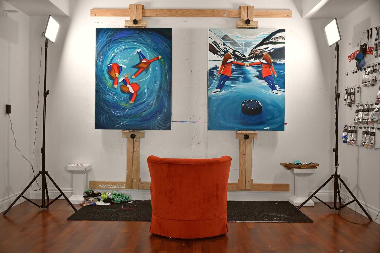 brandy saturley canadian artiststudio