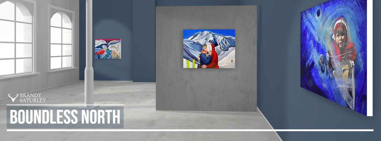 virtual art exhibition canada