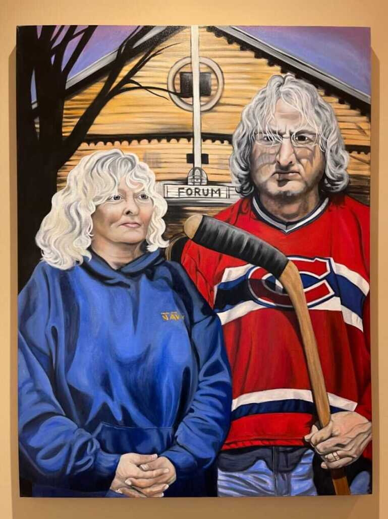 available paintings montreal canadiens
