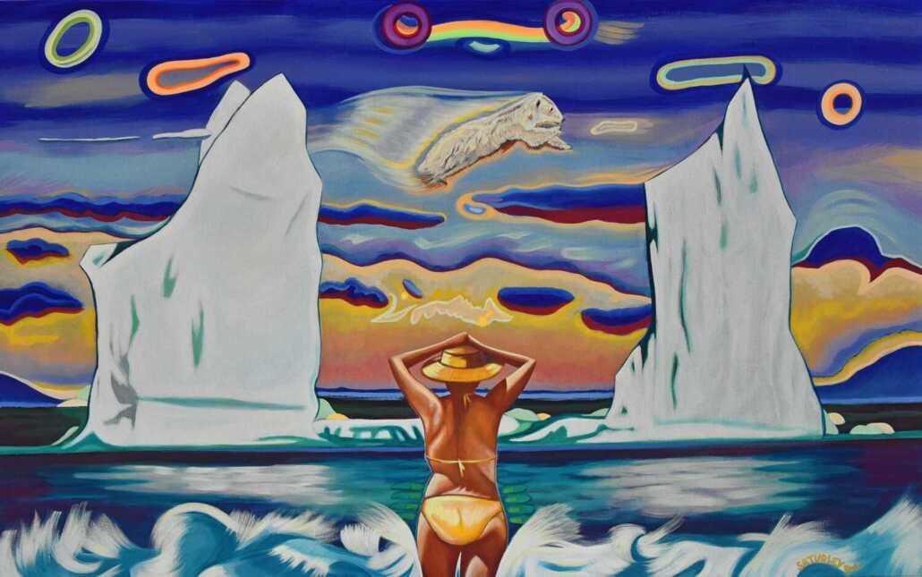 spirit landscapes paintings