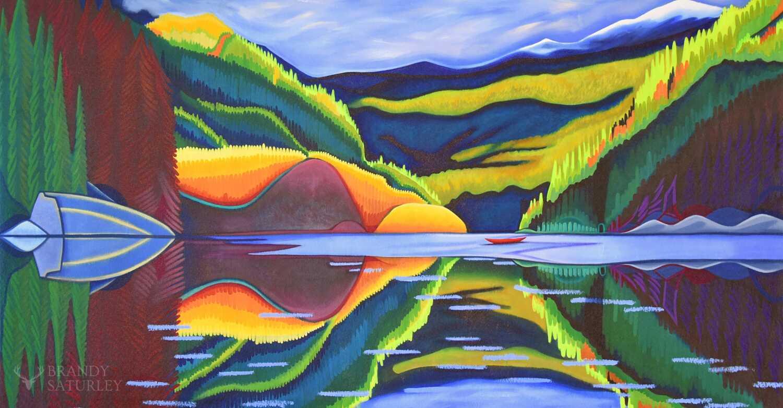 Canadian Landscape Painting