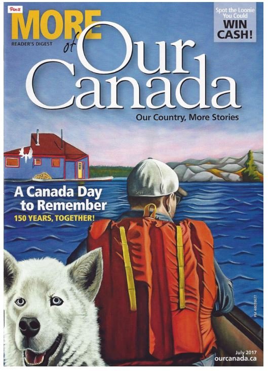 More Our Canada Cover