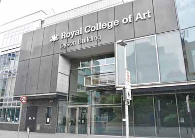 Royal College of Art Dyson Building - Battersea campus