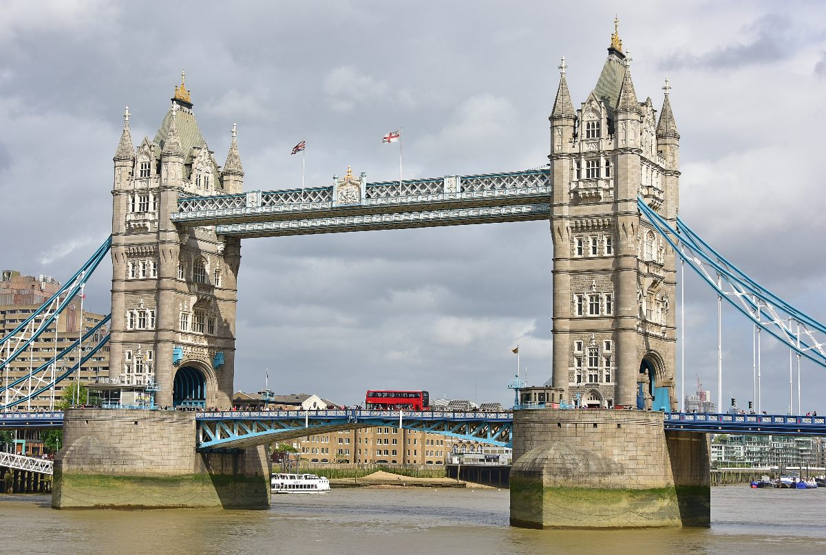 photo of Tower bridge London