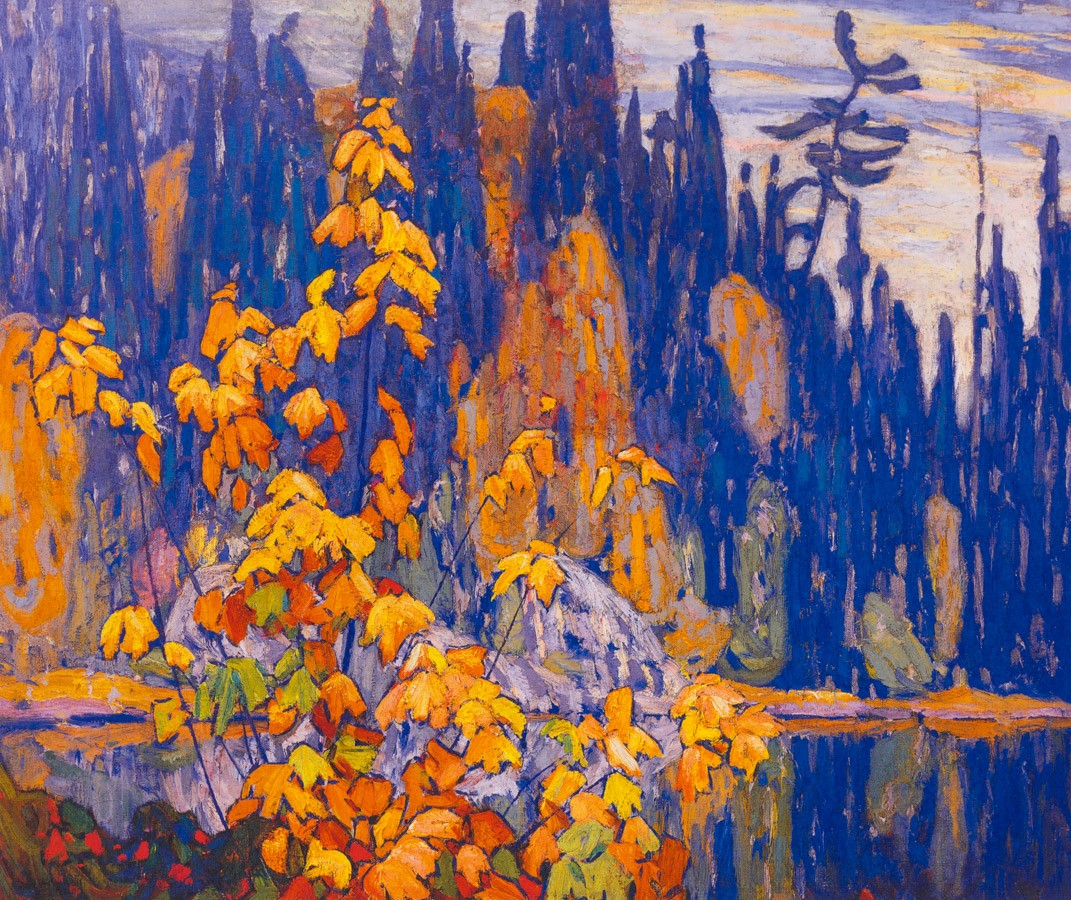 Group of Seven painters Canadian Art