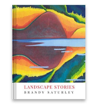 Canadian Artist Brandy Saturley annual art catalogue 2019