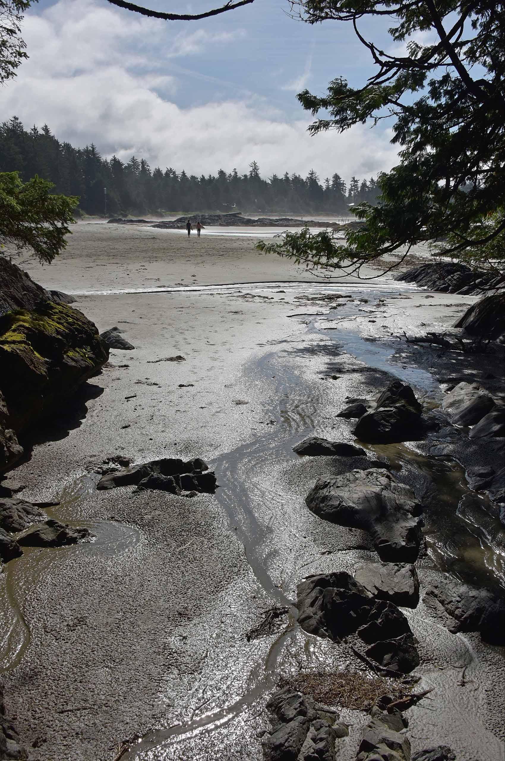 brandy saturley photo wickaninnish beach
